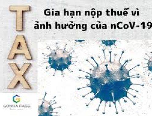 Có được gia hạn nộp thuế do dịch bệnh Covid-19?